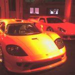 Los Angeles Car show