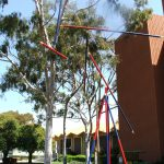 Kenetic sculpture University of California – Santa Barbara