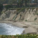 University of California – Santa Barbara beach