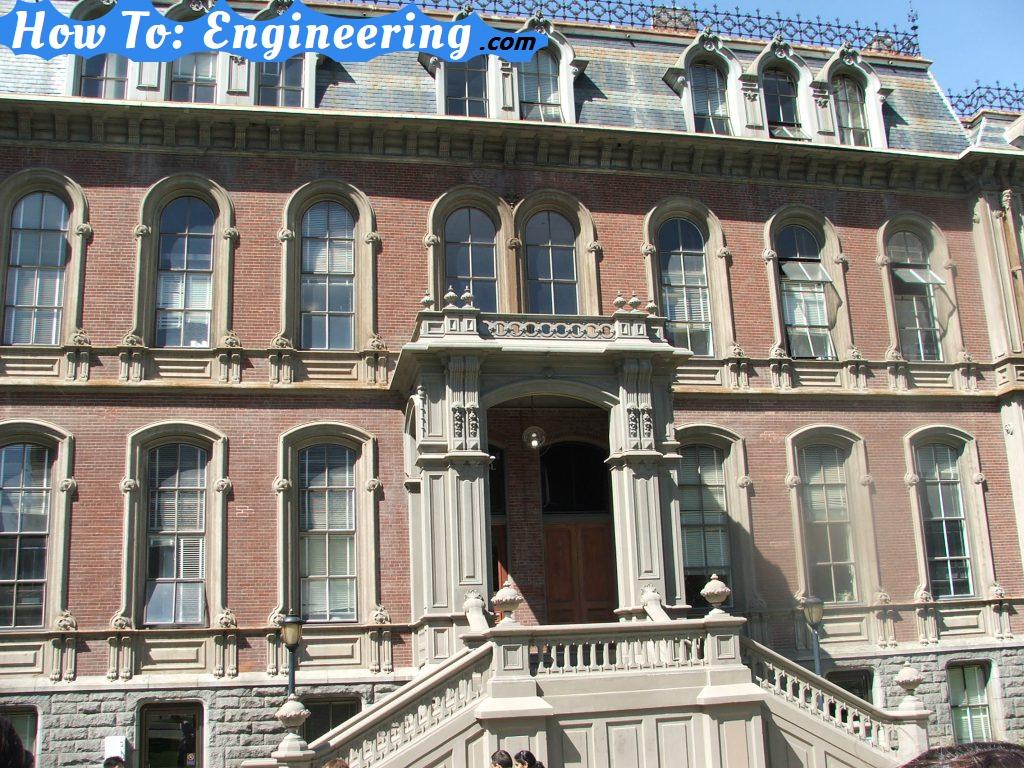Marry Poppins building at Berkeley University