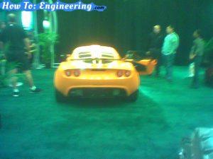 LA Auto Show - Lotus GTA5 style