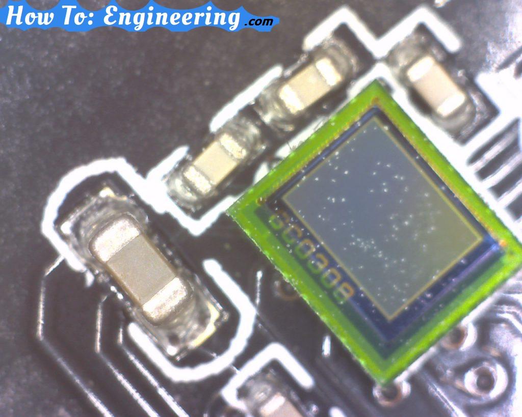 camera microchip