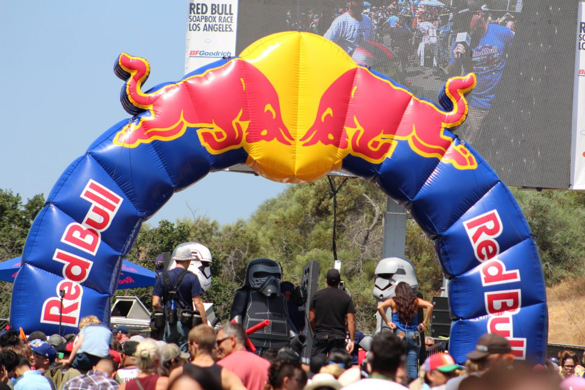 Red Bull Soapbox Race – The Race